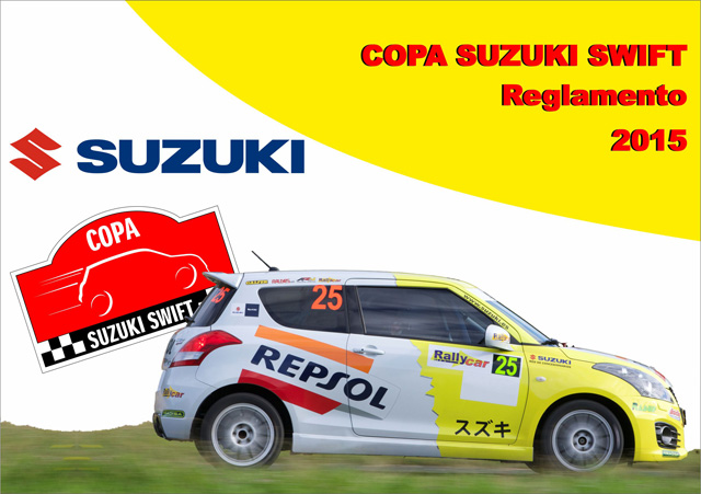 Disponible el Reglamento de la Copa Suzuki Swift 2015