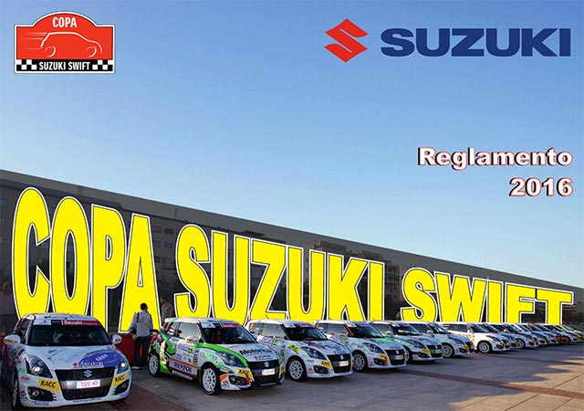 Disponible el Reglamento de la Copa Suzuki Swift 2016