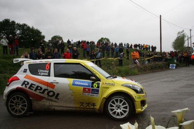 Video segunda etapa del 35 Rallye Santander Cantabria