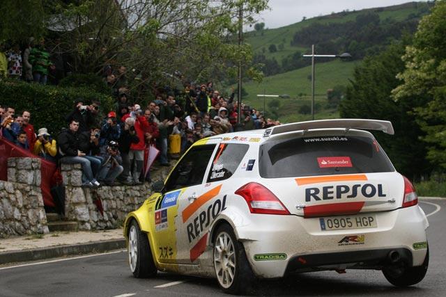 Video primera etapa del 35 Rallye Santander