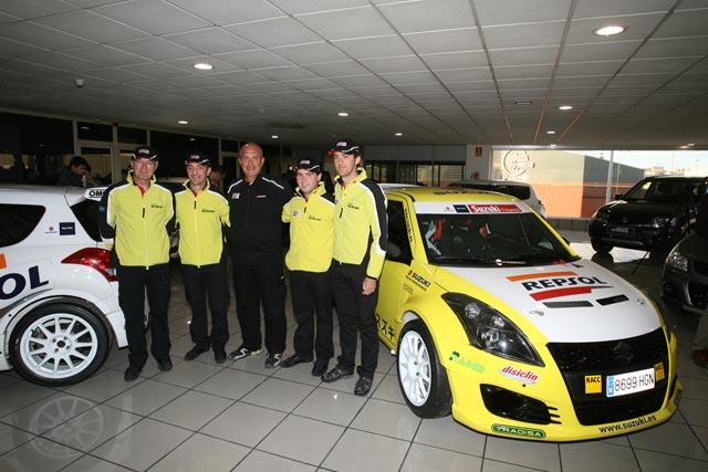 Publicada la galería de fotos de la Copa Suzuki Swift en el 35 Rallye Santander Cantabria