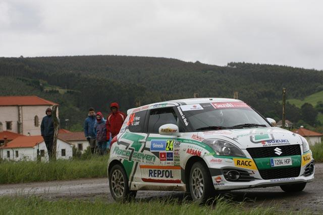 Video Copas de Promoción 35 Rallye Santander Cantabria