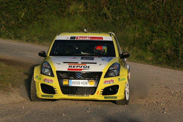 Publicadas galerías de fotos del 49 Rallye Rías Baixas