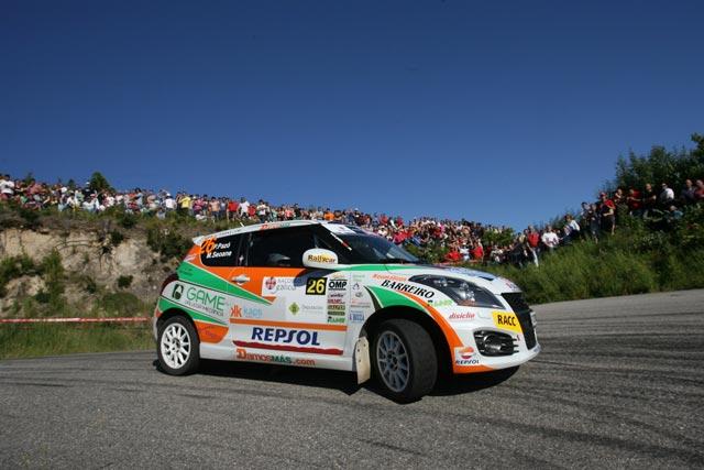 Video, Copas de Promoción en el 49 Rallye Rías Baixas