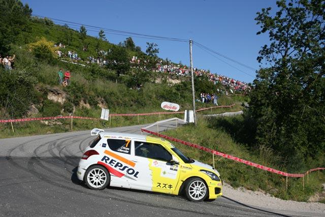 Resumen en vídeo de las dos etapas del 49 Rallye Rias Baixas