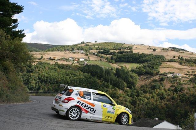 Publicadas las galerías de fotos del 50 Rallye Príncipe de Asturias