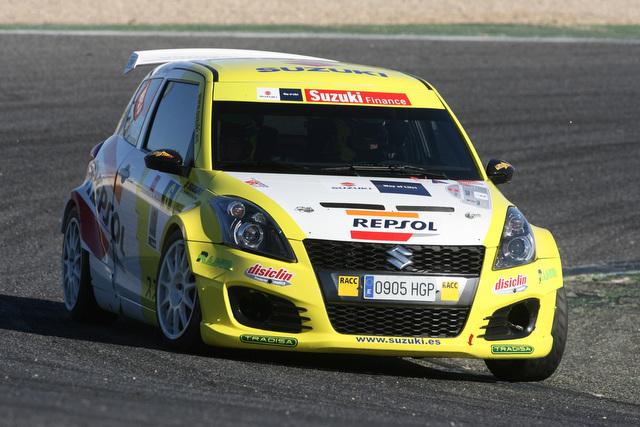 Gorka Antxustegi, Campeón de España de pilotos de rallyes de asfalto.