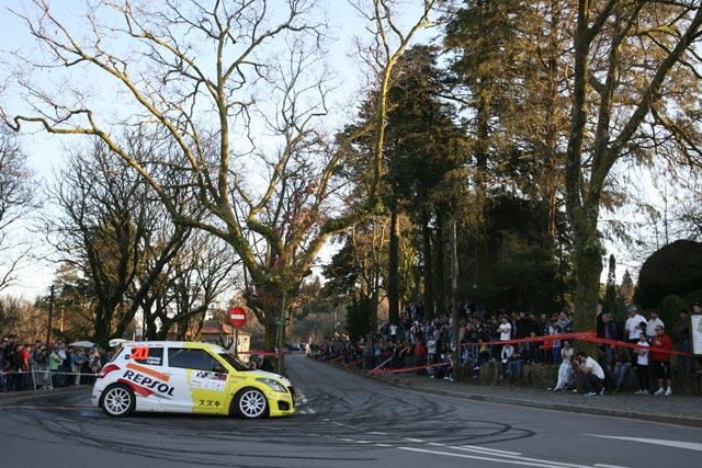 Resumen en video del Rally Cidade de Guimarães