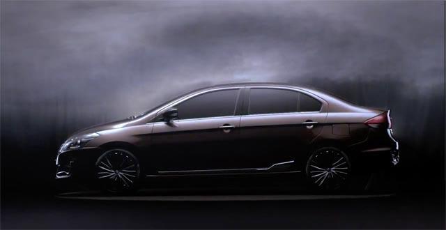 Alivio, el nuevo concept car de Suzuki