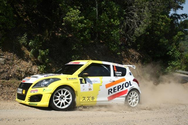 18 Suzuki presentes en el 33 Rallye Sierra Morena