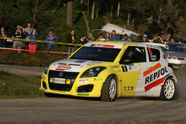 Disponibles las galerías de fotos del 50 Rallye Rías Baixas