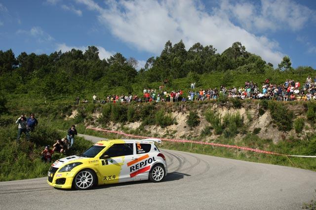 47 Rallye de Ourense, última cita antes del verano para el Equipo Suzuki-Repsol