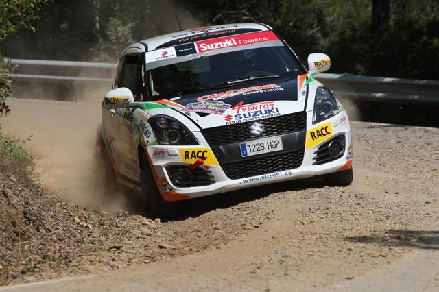 Video, las Copas de Promoción en el 32 Rallye Sierra Morena