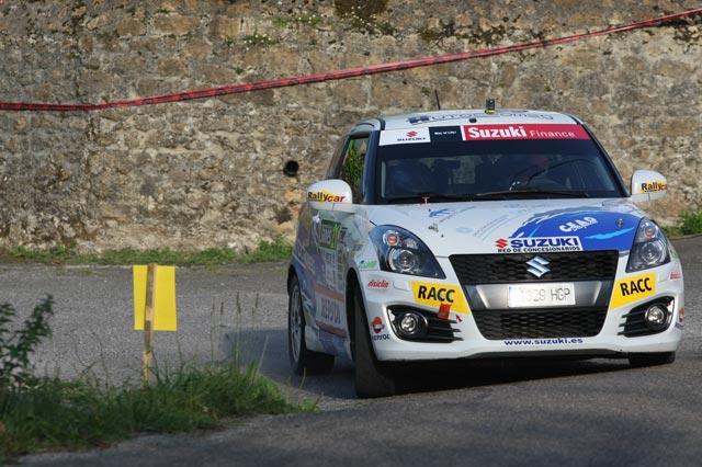 38 Rallye de Llanes, victoria de Adrián Díaz