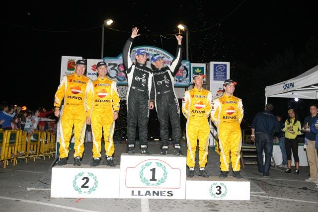 V Rallye Comunidad de Madrid, Gorka Antxustegi a por el título