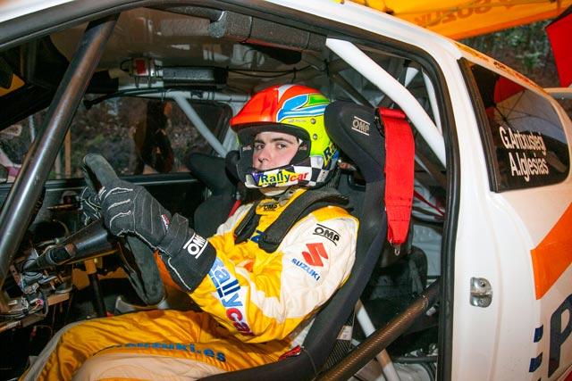 Mala suerte en el 52 Rallye Princesa de Asturias