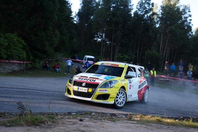Disponible la galería de fotos del 51 Rallye Rías Baixas
