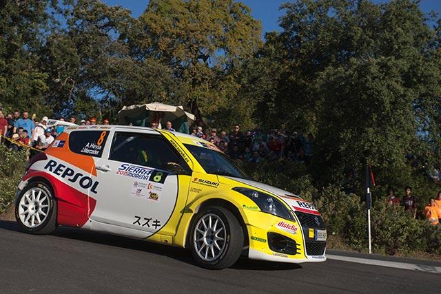 Disponibles las galerías de fotos del 33 Rallye Sierra Morena