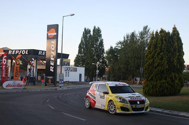 Excelente resultado del Equipo Suzuki-Repsol en Portugal