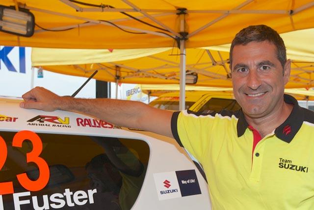Suzuki-Repsol, un equipo con 16 Campeonatos de España en el 48 Rallye de Ourense