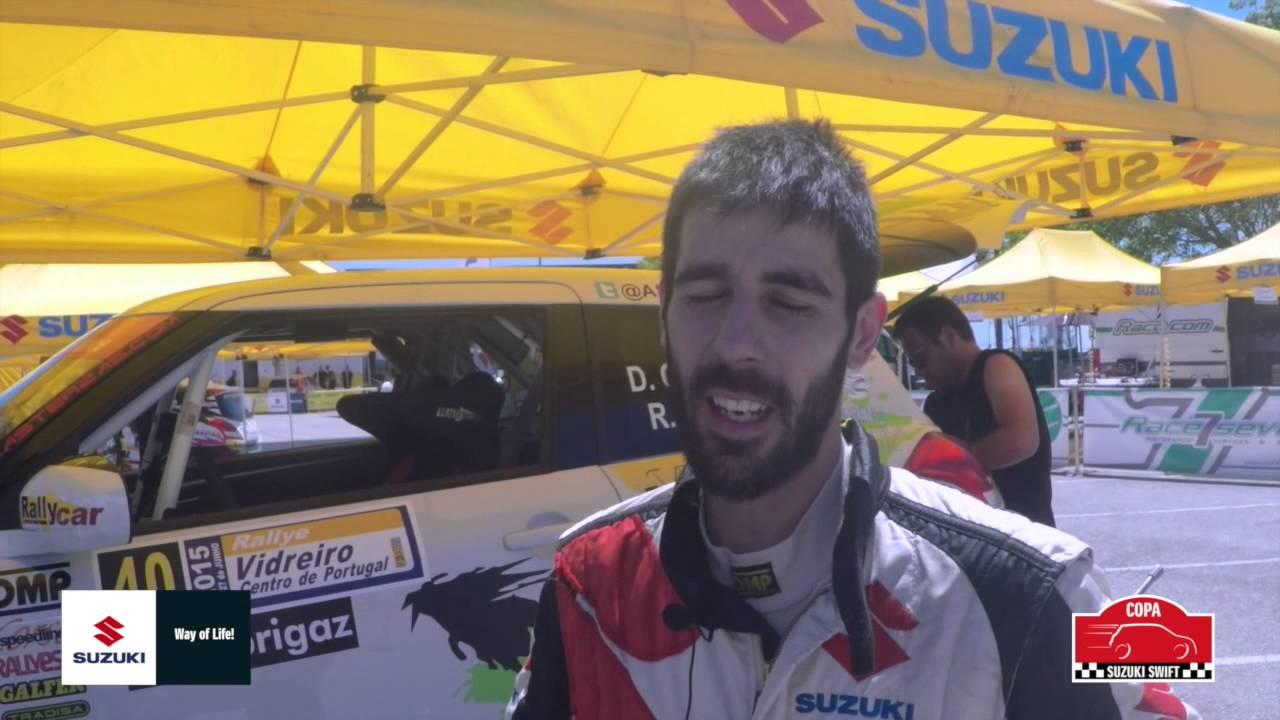 Conoce a los pilotos de la Copa Suzuki Swift 2015. Hoy David Cortés
