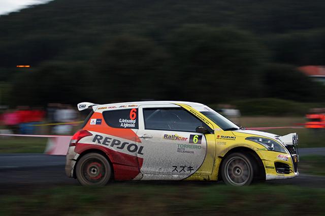 Disponibles las galerías de fotos del 46 Rallye de Ferrol