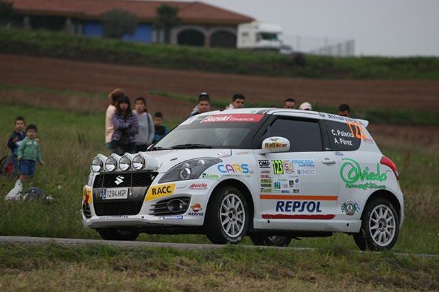 52 Rallye Princesa de Asturias, victoria de César Palacio