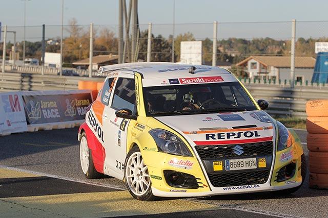 Disponibles las galerías de fotos del Rallye de Madrid 2015