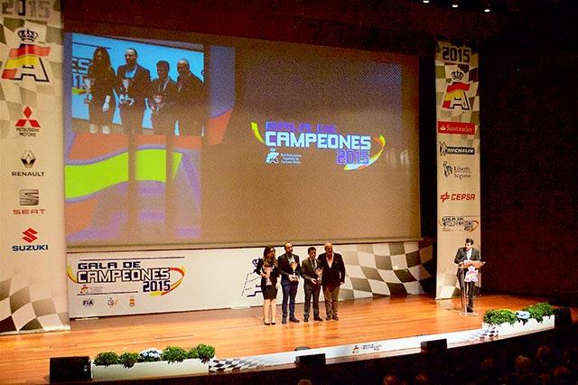 Final de la temporada 2015 para el Equipo Suzuki-Repsol