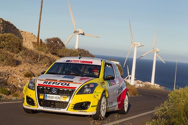 Disponible la galería de fotos del 26 Rallye Villa de Adeje