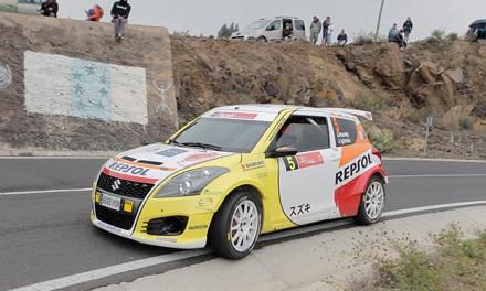 Nuevo doblete del equipo Suzuki-Repsol en el Rallye Villa de Adeje
