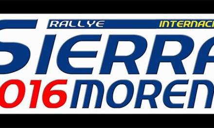 Inscripciones Rallye Sierra Morena
