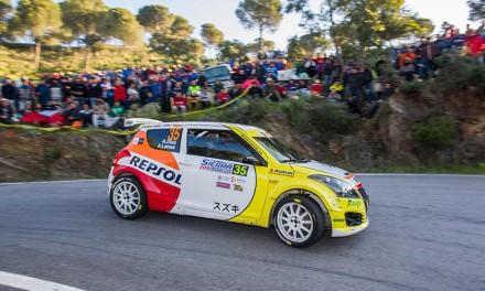 Victoria de Adrián Díaz y Andrea Lamas entre los 2RM en el 34 Rallye Sierra Morena