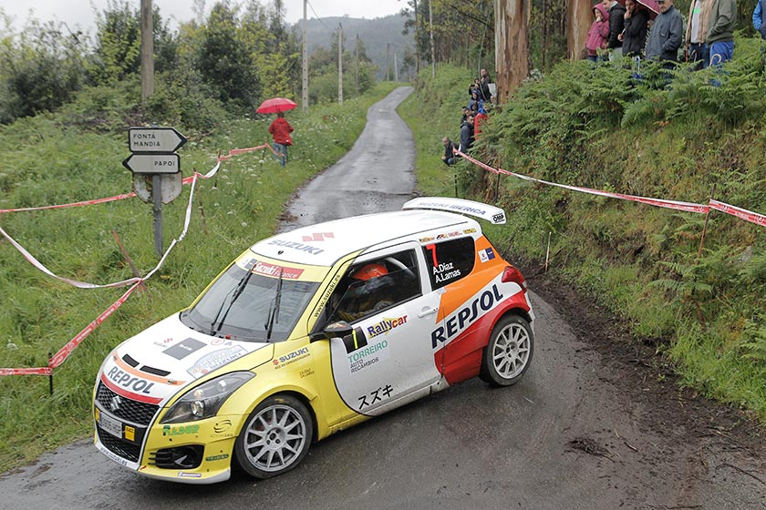 Rumbo al Rallye Santander Cantabria