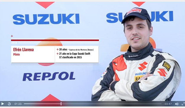Video, conoce a los participantes de la Copa Suzuki Swift 2016