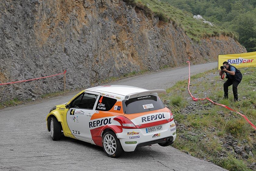 Disponibles las galerías de fotos del 37 Rallye Santander Cantabria