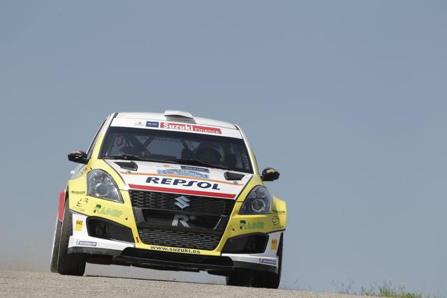 Equipo Suzuki-Repsol finaliza el 53 Rallye Princesa de Asturias con tristeza
