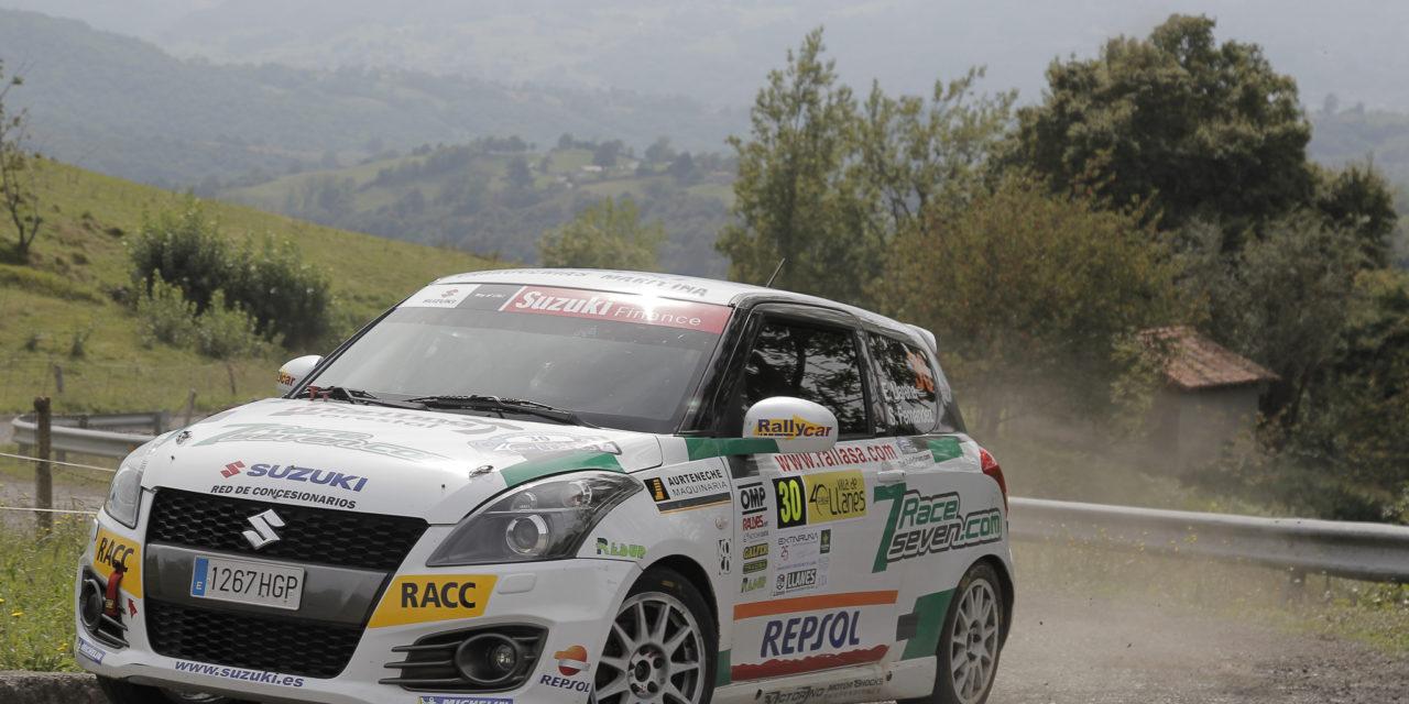 Disponibles las galerías de fotos del 40 Rallye de Llanes
