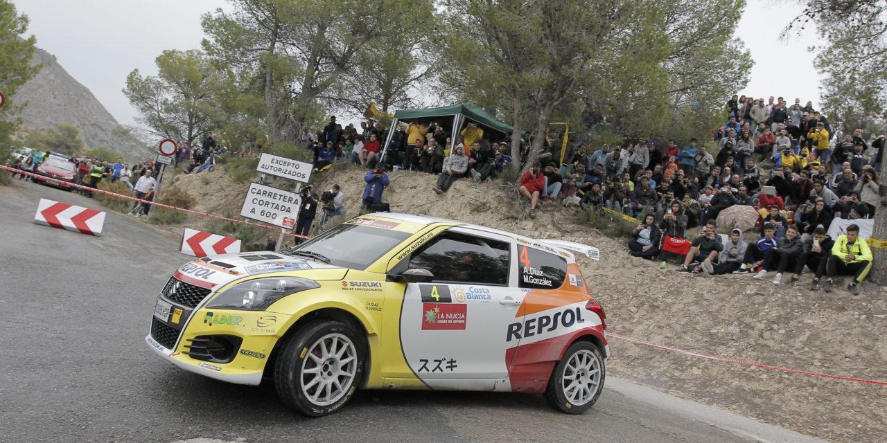 Adrián Díaz, campeón de 2RM
