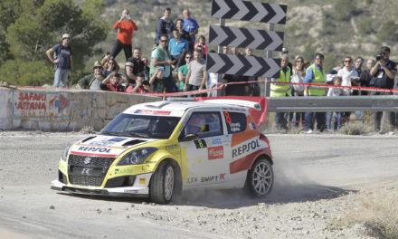 Disponibles las galerías de fotos del 22 Rallye La Nucía