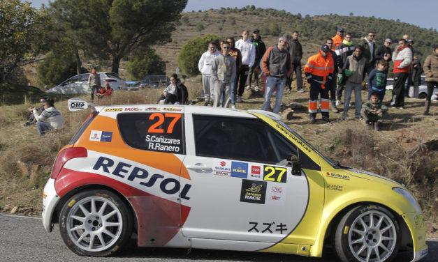 Santi Cañizares finaliza un duro Rallye de Madrid