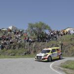 Objetivo cumplido en el Rallye Sierra Morena