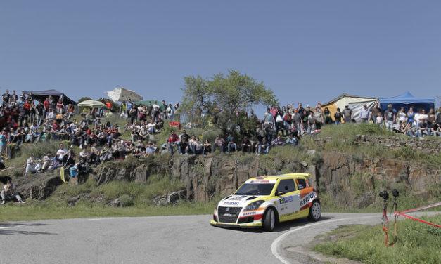 Disponibles las galerías de fotos del 35 Rallye Sierra Morena