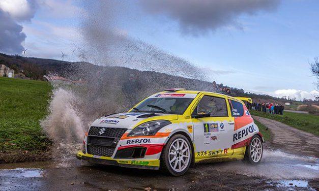 El equipo Suzuki-Repsol con buenas conclusiones de su participación en el Rali do Cocido.