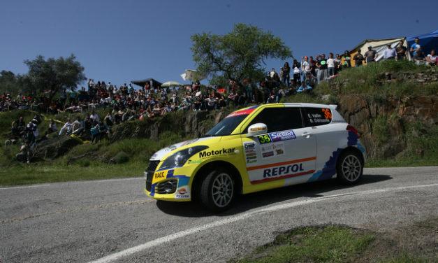 Victoria de Esteban Vallín en la Copa Suzuki Swift