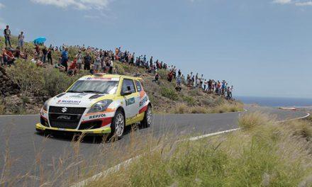 Disponible la galería de fotos del 27 Rallye Villa de Adeje