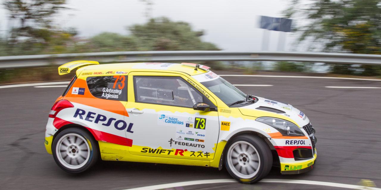 Disponible la galería de fotos del 41 Rally Islas Canarias