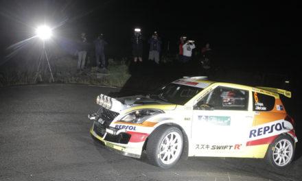27 Rallye Villa de Adeje, primera etapa