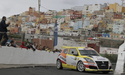 Próxima parada: 27 Rallye Villa de Adeje