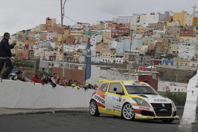 41 Rally Islas Canarias, primera etapa completada